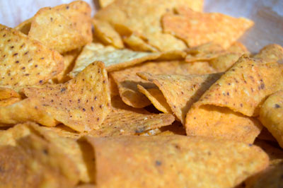 Tortilla-chips